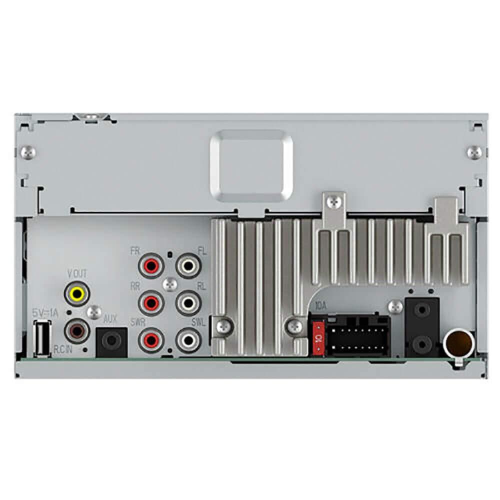2004 05 06 07 08 Acura TL Pioneer DMH-220EX Complete Kit